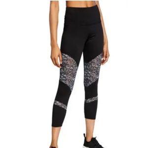 High-rise workout leggings